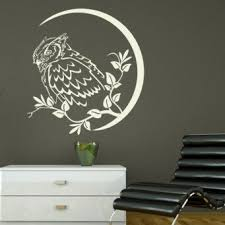Style And Apply Wise Owl Wall Decal Wayfair