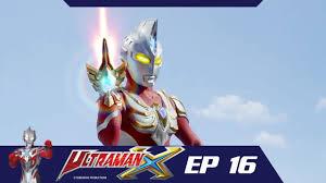 Ultraman X (Lồng Tiếng) Tập 16: Ultraman Max