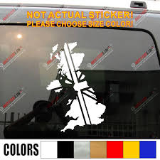 Map And Flag Of Uk British Union Jack Car Decal Sticker Vinyl Truck Boat Die Cut No Background Pick Color And Size Sticker Vinyl Decal Stickervinyl Decals Stickers Aliexpress