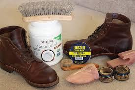 wolverine 1000 mile leather care
