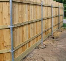 Converting Chain Link To Wood Fence Doityourself Com Community Forums
