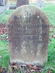 Frances Priscilla Fox Debenham (1913-1979) - Find A Grave Memorial