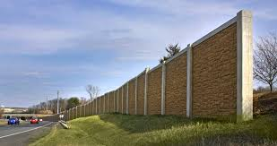 Precast Concrete Soundwalls Highway Sound Barriers