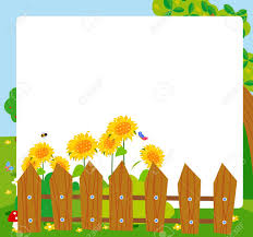 Cartoon Sunflower Frame Royalty Free Cliparts Vectors And Stock Illustration Image 14861006