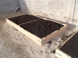 compost to a raised bed not more soil mix