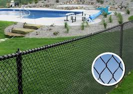 Chain Link Fence Pvc Coated Galvanized And Aluminized