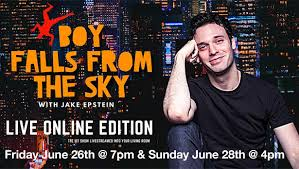 Jake Epstein In Your Living Room | Port Hope Now - News Magazine