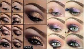 apply eye makeup like a professional