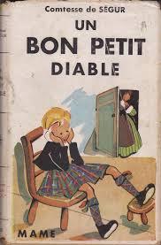 LIVRE comtesse de ségur un bon petit diable 1947 -vente livre