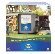 Petsafe Wireless Instant Fence Pet Containment System Petco