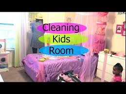 How To Clean Your Kids Room Youtube