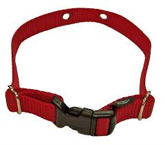 Nylon Replacement Collar For Invisible Fence Brand Dog Fence Receivers
