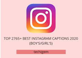 best instagram captions boys girl s