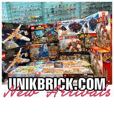 Đồ Chơi LEGO giá rẻ CHÍNH HÃNG ở HCM Sài Gòn và Hà Nội Việt Nam – UNIK  BRICK trong 2020