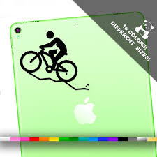 50 Off Mtb Car Vinyl Decal Mountain Bike Window Or Bumper Etsy
