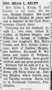 Hilda Williams obit - Newspapers.com
