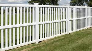Are Vinyl Fencing Options Right For My Home All Around Fence
