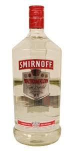 curtis liquors smirnoff vodka watermelon