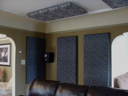 how to build your own acoustic panels diy