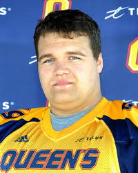 Ryan Melvin - Football - Queen's University Athletics