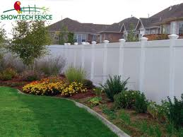 China High Strength Plastic Privacy Fence House Fence Panels China Pvc Privacy Fence Pvc Fence Factory