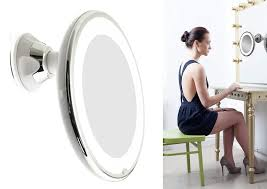 best lighted makeup mirror reviews my