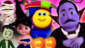 Halloween Gia Đình Cho Trẻ Em   Bài Hát Halloween