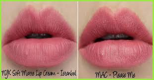 nyx soft matte lip cream review and