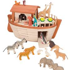 holztiger wooden toy noah s ark