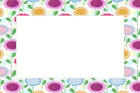 Invitaciones Con Fondo De Flores Para Imprimir Gratis Ideas Y