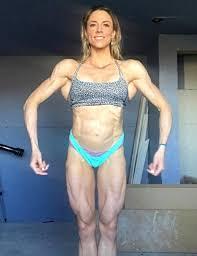 Felicia Anderson | Beautiful Muscle Girls