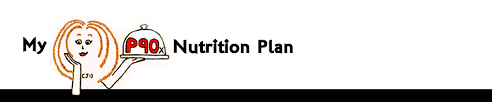 p90x nutrition plan p90x