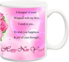 me you happy new year gifts beautiful pink roses quotes