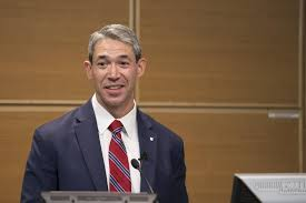Penn welcomes San Antonio Mayor and 'son of Annenberg' Ron Nirenberg back  to campus | The Daily Pennsylvanian