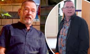EastEnders' Ian Beale - Adam Woodyatt, 52 - shows weight loss | Daily Mail  Online