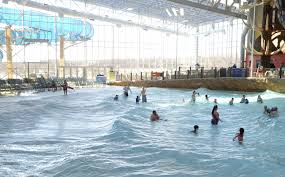 largest indoor waterpark