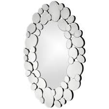 small mirrors around large mirror