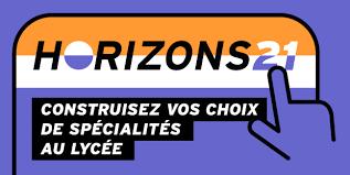 Horizons21 : construisez vos choix de spécialités au lycée - Onisep