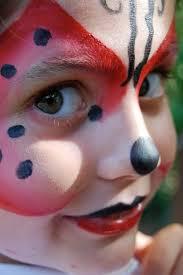ladybug makeup kids children fantasy