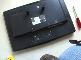 hang a lcd tv without mounting bracket