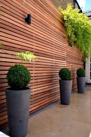 Privacy Fence Screen Ideas For The Garden And Patio Area Deavita