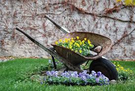 wheelbarrow types and wheelbarrow tires