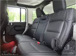 jeep wrangler jk leather seat covers