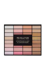 makeup revolution blush palette blush