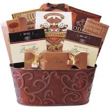 chocolate gift basket delivery montreal