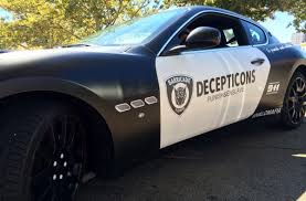 Charges Dropped Against Driver Of Decepticon Car In Braintree