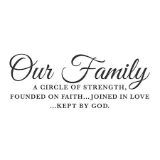 bible quotes about family strength quotesgram by quotesgram