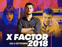 X Factor 2018 in onda dal 6 settembre (con una novità) - Spetteguless