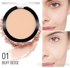 sace lady face foundation powder matte