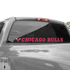 Chicago Bulls Wincraft 2 X 17 Perfect Cut Decal